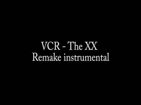 VCR instrumental -The XX
