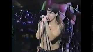 Red Hot Chili Peppers - Nobody Weird Like Me (live 1990 Kawasaki, Japan)