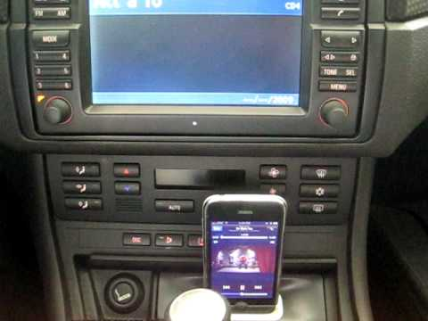 bmw e46 bluetooth dice iphone youtube. Black Bedroom Furniture Sets. Home Design Ideas