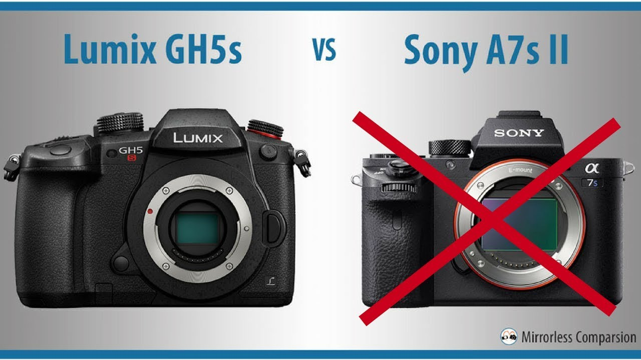 Why I ditched Full Frame for Micro Four Thirds (A7s2 vs GH5S) - YouTube