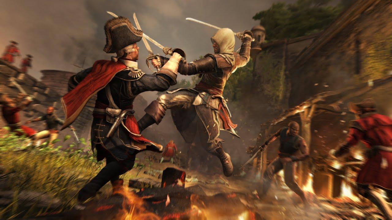 Assassin's Creed 4: Black Flag - Review - YouTube