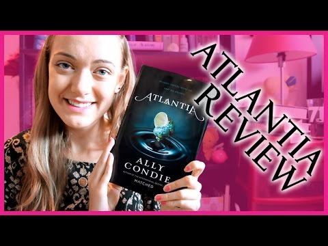 Atlantia by Ally Condie | REVIEW!