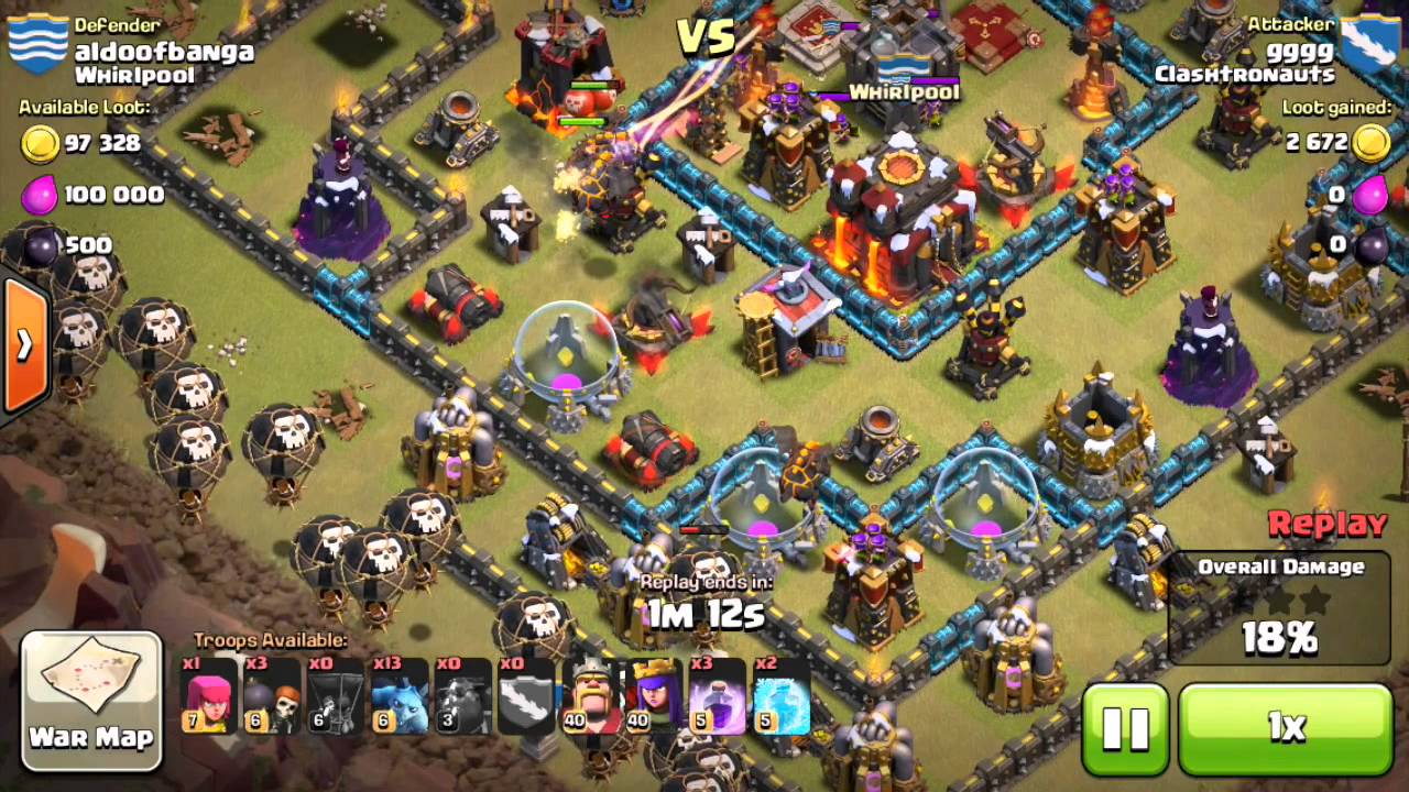 Clash of clans town hall 11 the future youtube publicscrutiny Image collections