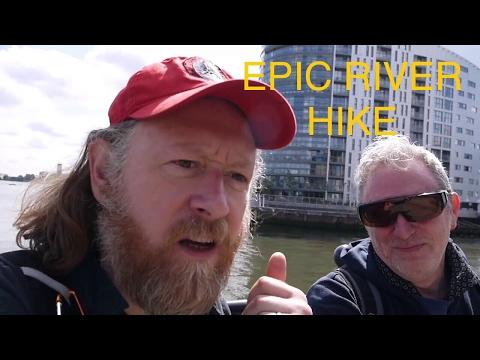 20-mile London River Hike - Ravensbourne, Pool, Beck