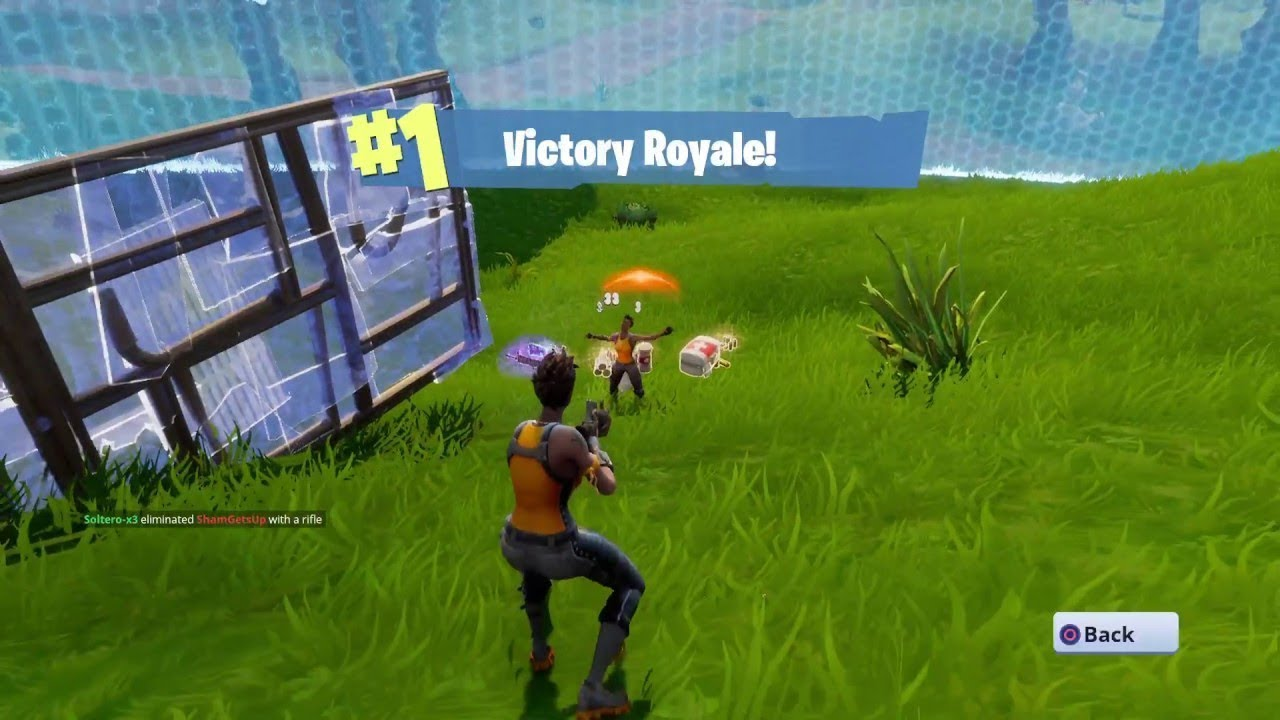 Live Stream How To Win Fortnight Battle Royale Most Of The Time
