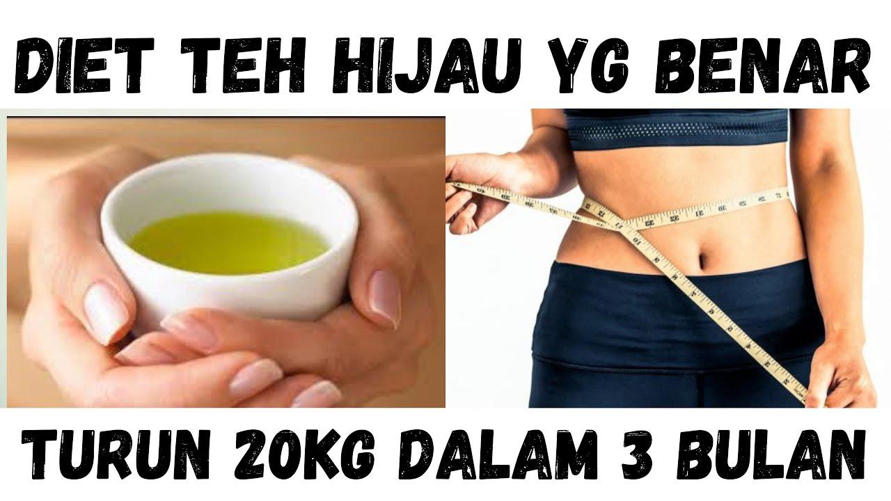 Diet Teh Hijau Yang Benar Turun 20 Kg Dalam 3 Bulan Dr Ema Surya P Youtube