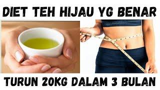 Download lagu Diet Teh Hijau yang Benar, Turun 20 kg dalam 3 bulan. | dr. Ema Surya P