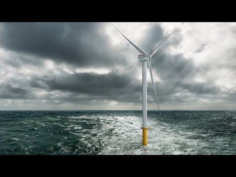 More power at low risk: Our 10 MW offshore turbine