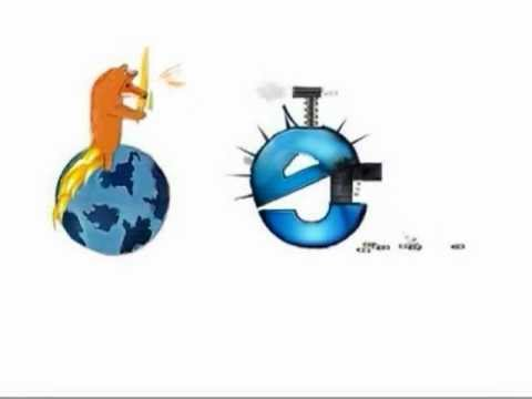 Internet Explorer vs. Firefox