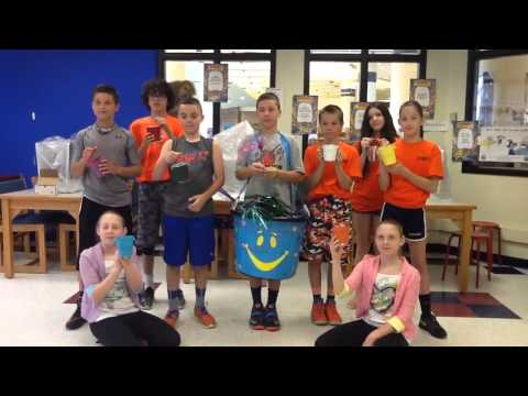 "Soule Road Elementary ""I Am A Bucket Filler"" Video Contest Entry"