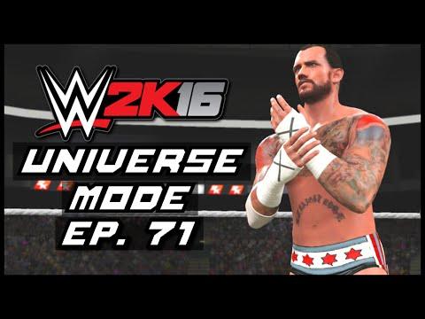WWE 2K16 | Universe Mode - 'ROYAL RUMBLE PPV!' (PART 1) | #71