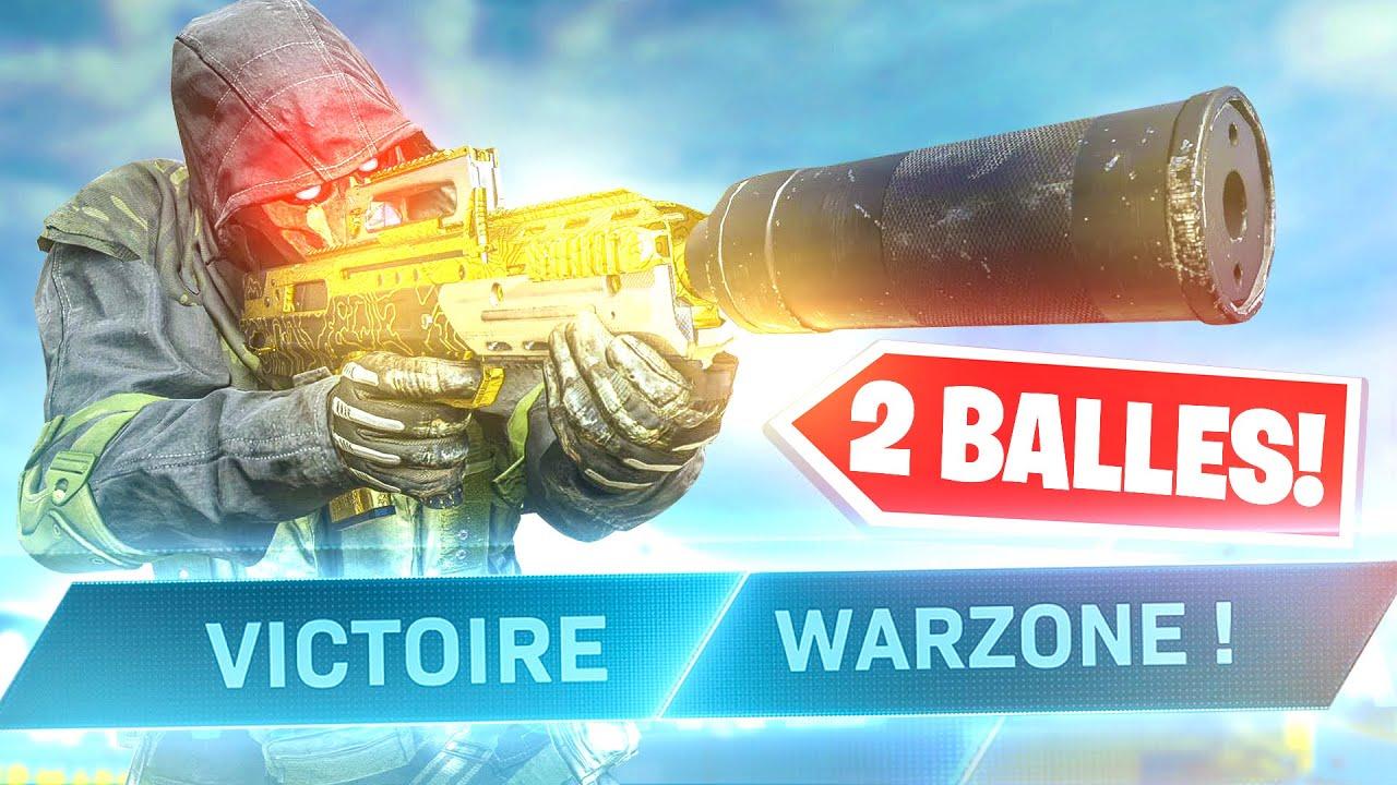 2 BALLES POUR TUER... voici l'arme la plus puissante de tout Warzone !