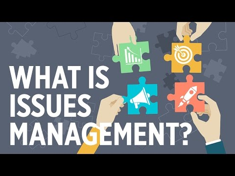 What is Issues Management?
