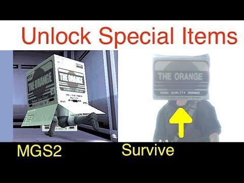 Metal Gear Survive: Unlock All Special Bonus Items (Survival Pack)
