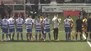 Highlights Sutton United 1 Oxford City 1: NLS 2/11/15