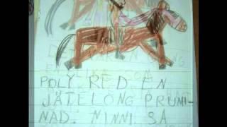 Sagan om barnet Ninni som har en häst av Ella
