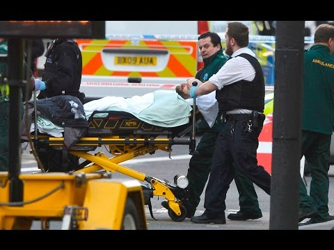 Police confirm 'a number of casualties' after incident at Westminster