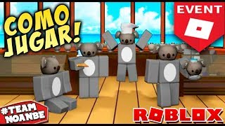 New Roblox Event at Koala Cafe (Developer events)