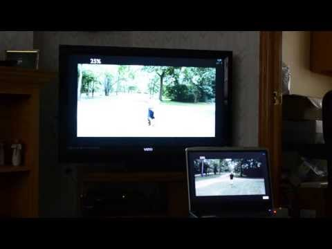 Chromecast how to wirelessly mirror computer to tv p for Mirror laptop to tv
