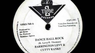 Barrington Levy & Cutty Ranks - Dance Hall Rock