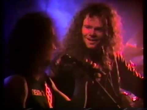Razor - Toronto Metal Massacre 2,The Concert Hall 12/29/89