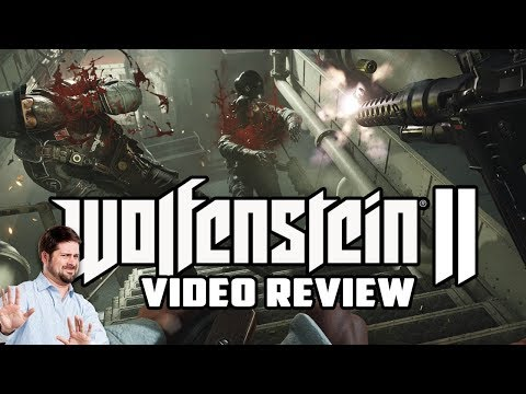Wolfenstein II: The New Colossus PC Game Review