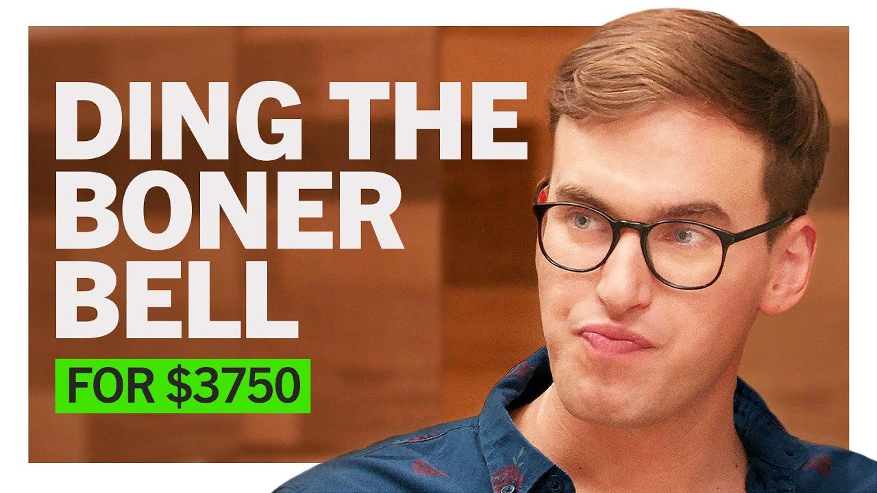 Download Could You Get a Hard-On Against the Odds for $3750?