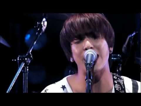 CNBLUE 「CODE NAME BLUE」Release LIVE @PACIFICO YOKOHAMA 2012.9.10