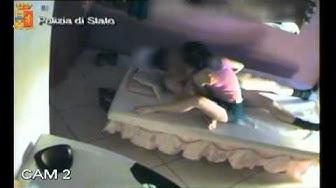 L'AQUILA: CENTRO MASSAGGI ''HARD'', IL VIDEO