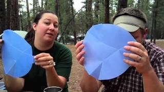 Orikaso Fold Flat Bowl - Gear Review