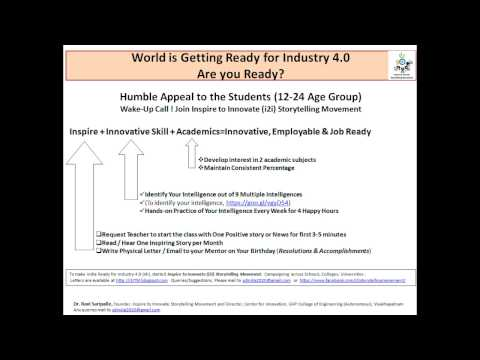 Wake Up Call ! India is getting Ready for Industry 4.0. Are You Ready?