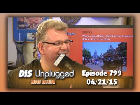 DIS Unplugged - News - 04/21/15