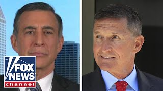Rep. Issa: Michael Flynn was trapped into a lie