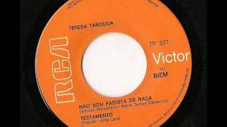 Tereza Tarouca: Testamento