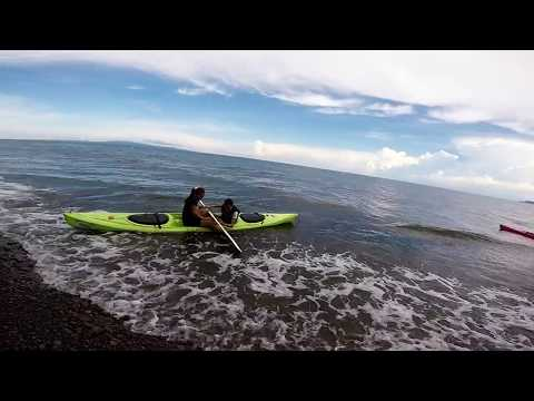 Kayaking in Dauin Philippines