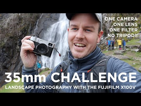 35mm Landscape photography