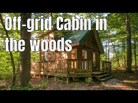 Off-grid Cabin, Tiny House, 150± Acres Cabins For Sale In Kentucky