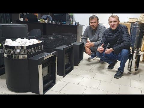 Обзор недорогих казачих банно-саунных печей Теплынь, к которым приложил мозг Анатолий Кубань-Печи.