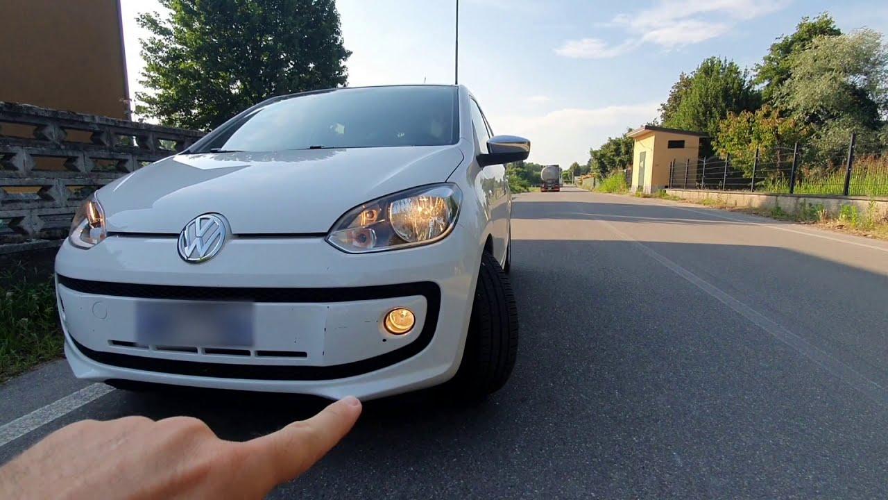 VW Up! 2013 1.0 MPI 68cv Attivazioni varie