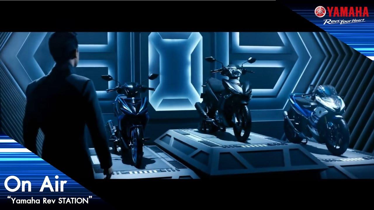 画像: Yamaha Rev STATION Movie Episode 4 www.youtube.com