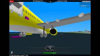 roblox mini air flight 733 crash on landing drayton