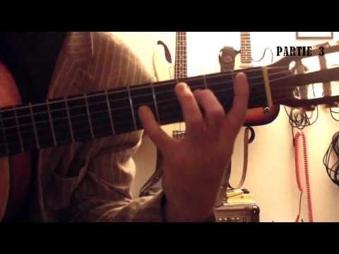 Logos (Rodrigo y Gabriela) - Cours de guitare + TABS