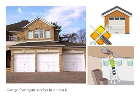 Garage Door Repair Company In Aurora IL