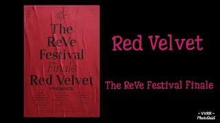 Red Velvet-The ReVe Festival' Finale full album