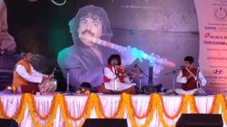 Anubhuti - Santoor (Shivkumar Sharma) and Flute (Pravin Godkhindi)