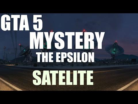 GTA 5 MYSTERY : THE EPSILON SATELITE