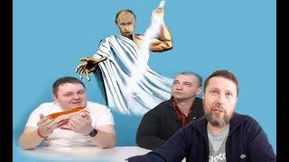 "Когда Шарий говорит ""Путин молодец"""