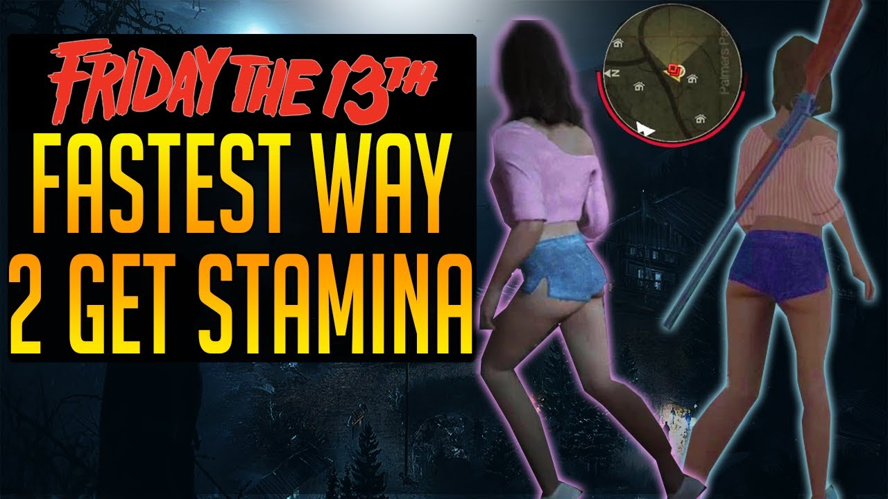 sod2 how to get stamina