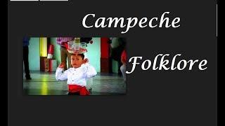 Baile de Campeche- Jardín de niños