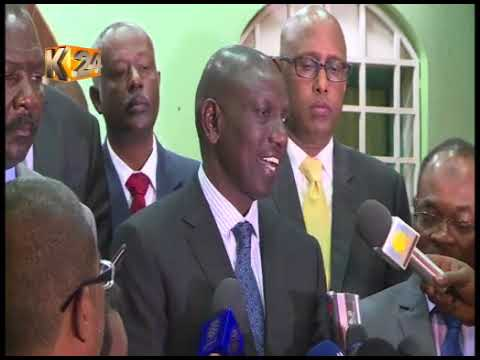 DP Ruto tours Sudan to bolster trade relations